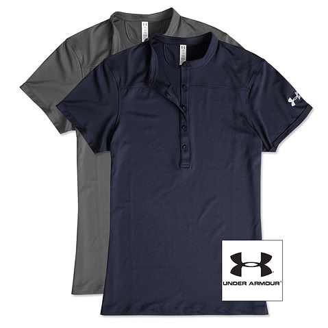 Under Armour Women's Performance Henley 2.0