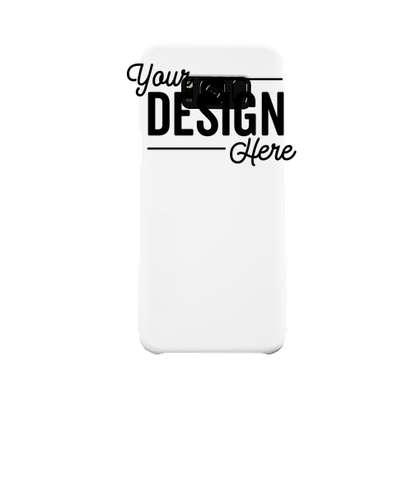 Full Color Galaxy S8 Slim Phone Case - White