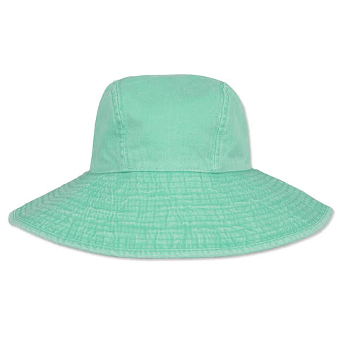 Adams Women's Pigment Dyed Wide Brim Hat