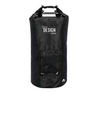 Urban Peak Dry Bag Backpack - Black