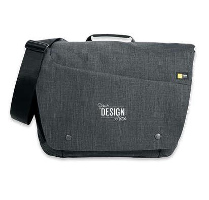 "Case Logic Reflexion 15"" Computer Messenger Bag - Gray"