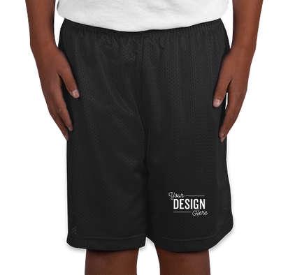 Canada - ATC Youth Mesh Shorts - Black