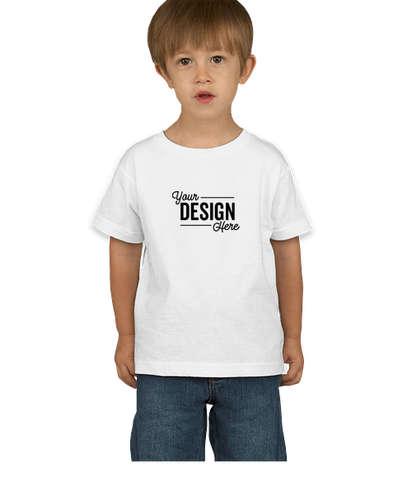 Canada - Rabbit Skins Toddler T-shirt - White