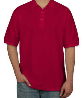 Port Authority Tall Silk Touch Polo