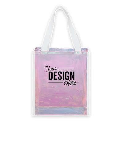 Iridescent Gift Tote Bag - Iridescent