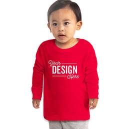 Rabbit Skins Toddler Jersey Long Sleeve T-shirt