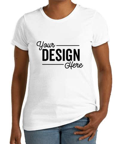 District Women's Perfect Blend T-shirt - White