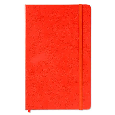 Moleskine Hard Cover Ruled Notebook