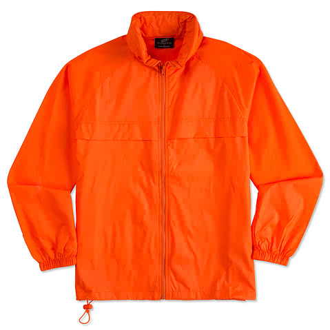 Ultra Club Full Zip Hooded Packable Jacket