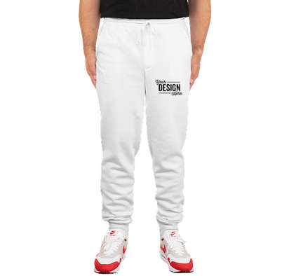 Independent Trading Midweight Joggers - White