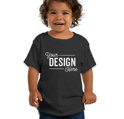 Bella + Canvas Toddler Tri-Blend T-shirt - Charcoal Black Tri-Blend