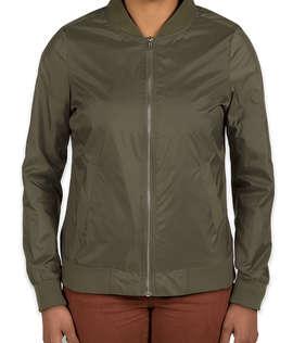 Charles River Women's Lightweight Flight Jacket