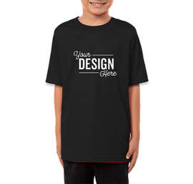 Augusta Youth Short Sleeve Mesh Reversible Jersey