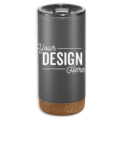 16 oz. Valhalla Copper Vacuum Insulated Tumbler - Gray