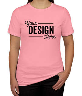 Canada - Bella + Canvas Women's Jersey T-shirt