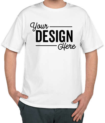 Hanes ComfortWash Garment Dyed T-shirt - White