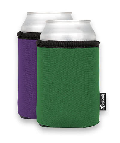 Contrast Foldable Can KOOZIE ®