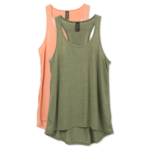 Anvil Women's Racerback Freedom Tank