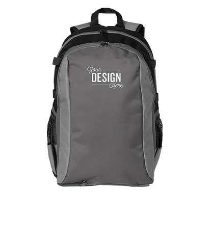 High Five All-Sport Backpack - Graphite / Graphite / Black