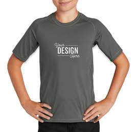 Sport-Tek Youth Rash Guard Shirt