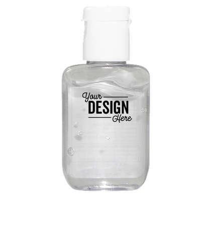 0.5 oz. Gel Hand Sanitizer - Clear Label