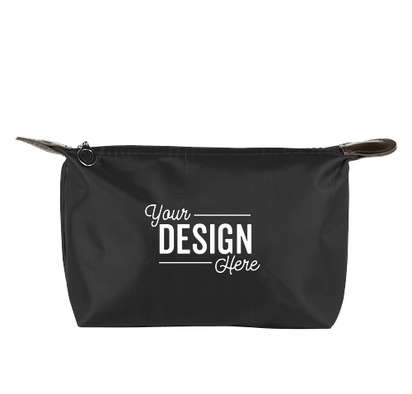 Travel Accessory Bag - Black