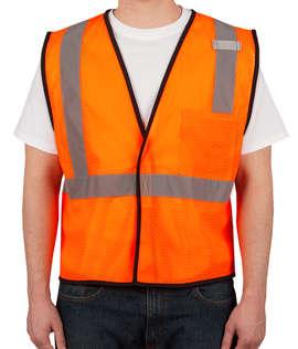 Kishigo Class 2 Mesh Safety Vest