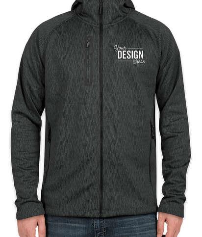 The North Face Canyon Flats Hooded Jacket  - Asphalt Grey Reign Camo Print