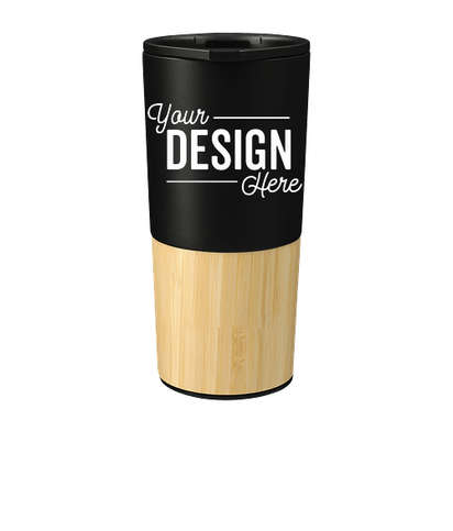 Welly 16 oz. Voyager Insulated Tumbler - Black