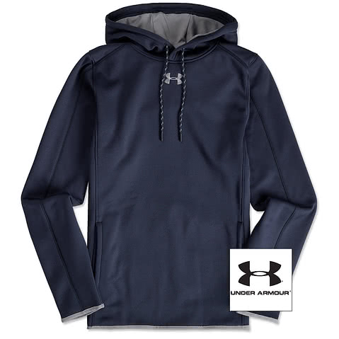 Under Armour Double Threat Armour Fleece® Hoodie