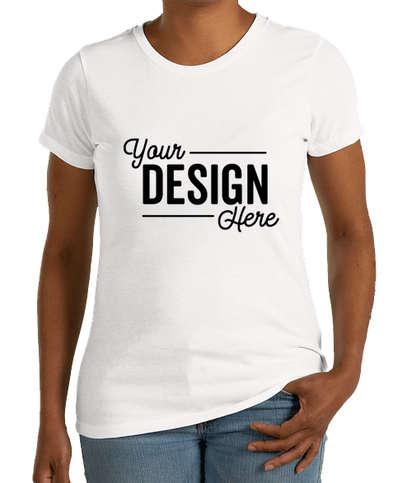 District Women's Tri-Blend T-shirt - White