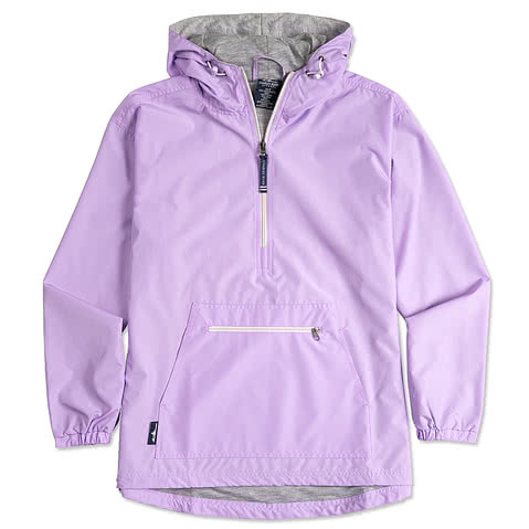 Charles River Women's Classic Hooded Anorak