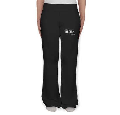 Bella + Canvas Women's Yoga Pant - Black
