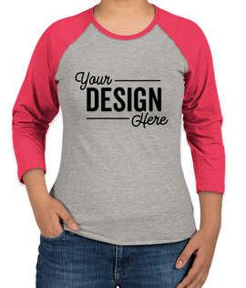 LAT Women's Raglan T-shirt