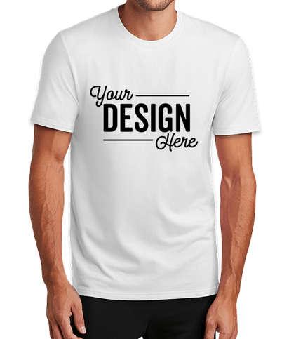 District Flex T-shirt - White
