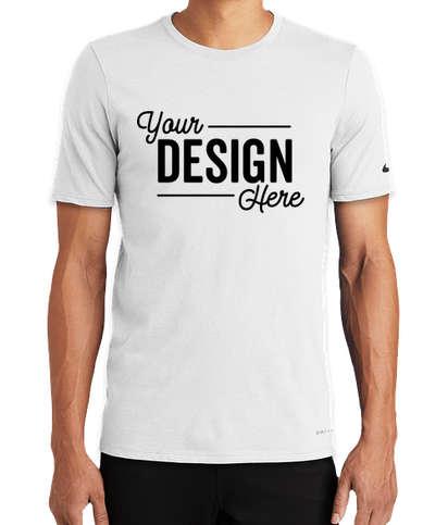 Nike Dri-FIT Performance Blend Shirt - White