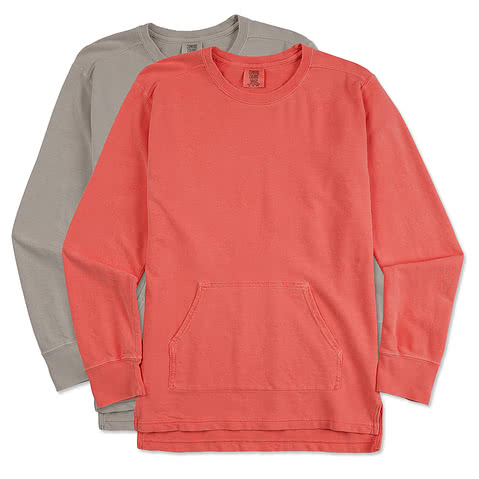Comfort Colors French Terry Crewneck Sweatshirt