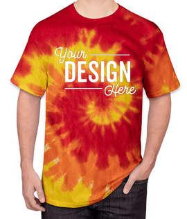 Port & Company Tie-Dye T-shirt