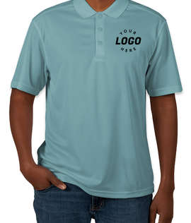 Clique by Cutter & Buck Spin Performance Pique Polo - Embroidered