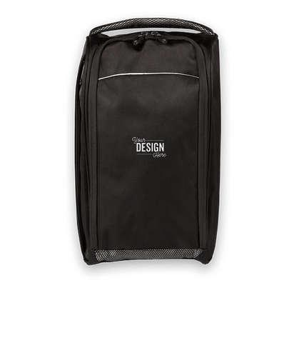 Cutter & Buck Tour Deluxe Shoe Bag - Black