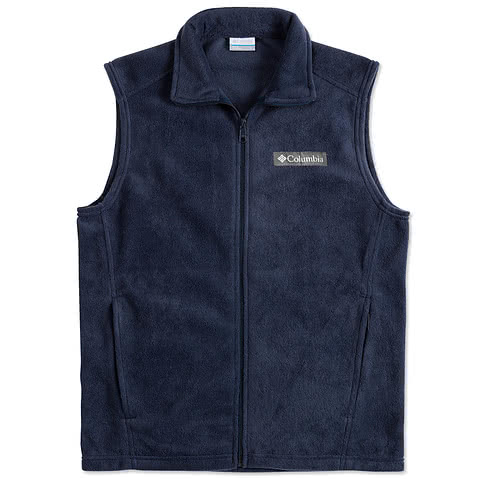 Columbia Cathedral Peak Fleece Vest