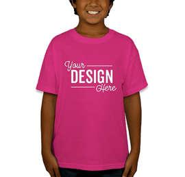 Canada - Gildan Youth DryBlend 50/50 T-shirt