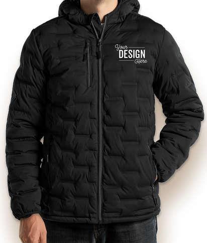 Canada - North End Loft Puffer Jacket - Black / Carbon