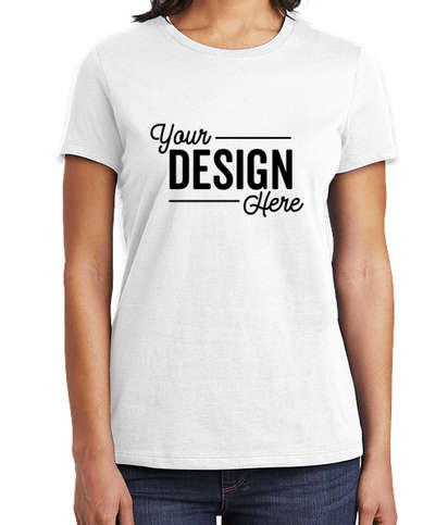 District Women's V.I.T. T-shirt - White
