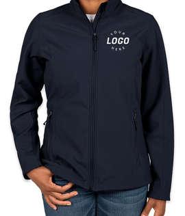 Port Authority Women's Core Fleece Lined Soft Shell Jacket