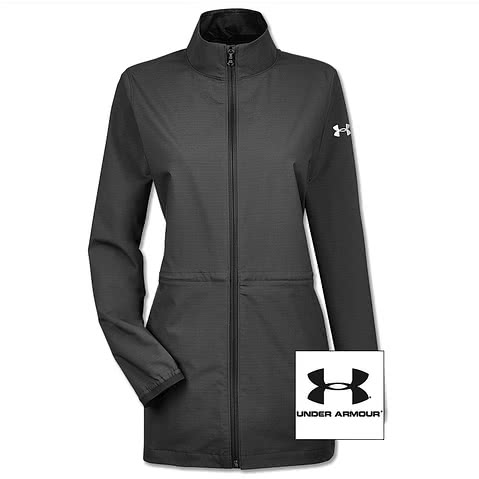 Under Armour Women's Cinched Windbreaker Jacket