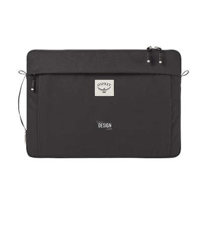 """Osprey Arcane 15"""" Laptop Sleeve - Stonewash Black"""
