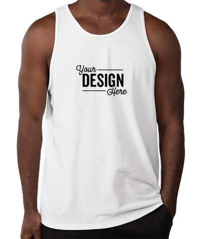 Russell Athletic Essential Performance Tank - White
