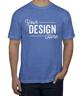 American Apparel USA-Made 50/50 T-shirt