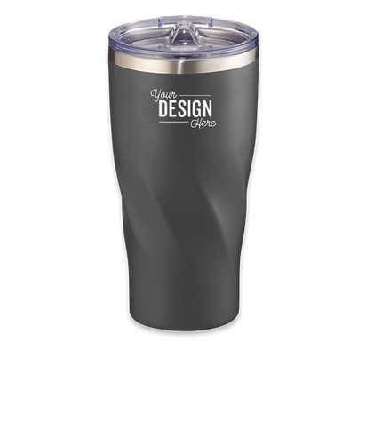 20 oz. Hugo Copper Vacuum Insulated Tumbler - Gray
